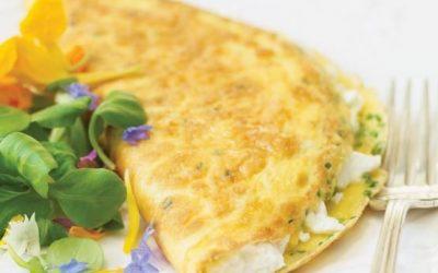 Omelette de saison